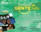 Em Porto Trombetas acontecerá o Festival Gente Feliz organizado pela Mineração Rio do Norte.