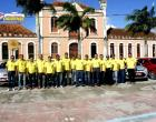 Organizados e unidos taxistas de Óbidos Fundam Associação para qualificar o serviço de transporte na cidade e dão o nome de ATO.