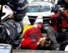 Três assaltantes em fuga na orla de Santarém trocaram tiros com a polícia.