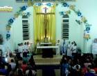 A Festividade de Nossa Senhora de Lourdes padroeira do Bairro que leva o mesmo nome teve início no domingo.