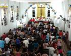 Novena de Nossa Senhora de Lourdes atrai fies e devotos de Nossa Senhora.