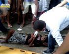Acidente de transito, atropelamento na Rua: Dr. Correia Pinto em Óbidos com vítima fatal.