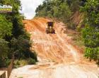SEURBI recupera vicinais e estradas para garantir trafegabilidade de veículos