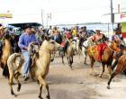 Começou a EXPOFAO em Óbidos, nas primeiras horas da manhã deste domingo (25) com a tradicional Cavalgada.