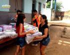 Defesa Civil de Óbidos distribuiu Kit´s de limpeza e higiene e kit´s dormitórios, na manhã dessa segunda-feira.