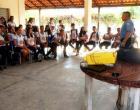 Prevenir sempre foi a prioridade, em Curuá –PA, a 29º CIPM de Fronteiras realiza palestras nas escolas sobre, violência e drogas.