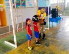 """Com o Tema: """"Minha escolha faz a diferença"""", DEMUTRAN realiza palestras nas escolas da rede municipal e estadual do município de Óbidos."""