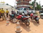 As Operações, Barreira e Hypnus foram deflagradas pela Polícia Militar durante o final de semana na cidade de Óbidos - Pará.