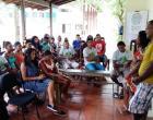 Jovens Quilombolas de Oriximiná participam de oficina de edição de vídeo para o YouTube