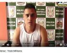 Matéria em Vídeo - Militares em Óbidos passam por TAF. Segundo o comandante da 29º CIPM os testes dos oficiais em Óbidos corresponderam ao esperado.