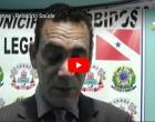 Presidente da Câmara municipal de Óbidos fala sobre a apresentação do relatório da prestação de contas do segundo quadrimestre da secretaria de saúde de Óbidos