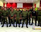 Solenidade de aniversário da Companhia de Polícia de Óbidos é marcada com promoções de militares