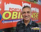 Pré-candidato do PMDB lidera disputa pela Prefeitura de Óbidos, aponta pesquisa da Doxa