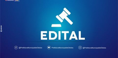PMO divulga edital de licitação para a contratação de serviços nas áreas da saúde e administração central