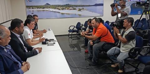 Mazinho, ex-diretor do Detran é preso em Operação da PC