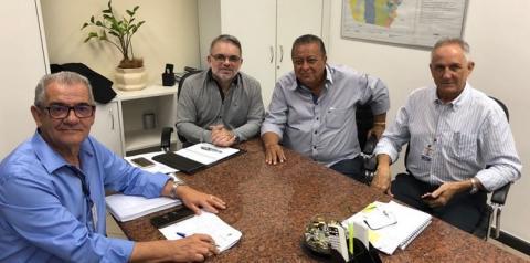 Prefeito de Oriximiná vai até Belém, em busca de solução para O problema que envolve o abastecimento de água no Município