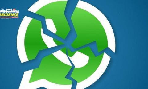 WhatsApp sofre instabilidade e fica fora do ar no Brasil