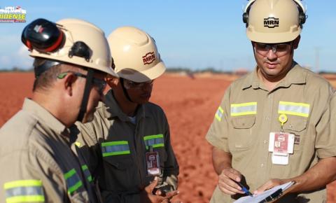 MRN é única mineradora de grande porte entre as melhores empresas brasileiras para trabalhar
