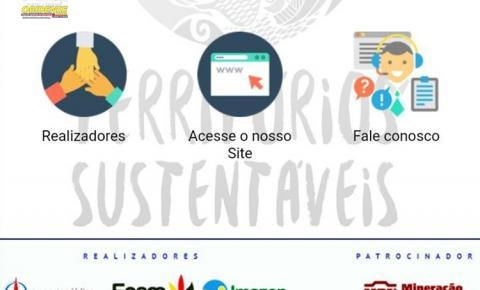 Programa Território Sustentáveis aposta em aplicativo para promover a comunicação.