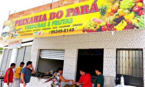 Localizada na nova AV: Nathan Xavier no Bairro do Novo Aleixo, a Peixaria do Pará, oferece o pescado in natura e pronto para consumo.