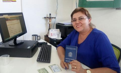 Liliana Bentes Diniz, coordenadora do SINE Oriximiná se destaca por onde passa na sua forma de administrar, devido sua competência e determinação