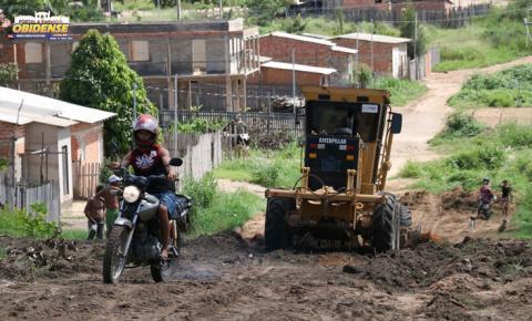 Perpétuo Socorro recebe ações de revitalização da infraestrutura das principais vias