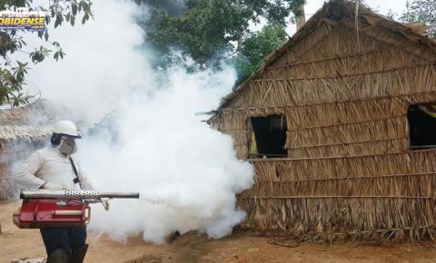 MRN inicia campanha prevenção e combate à malária