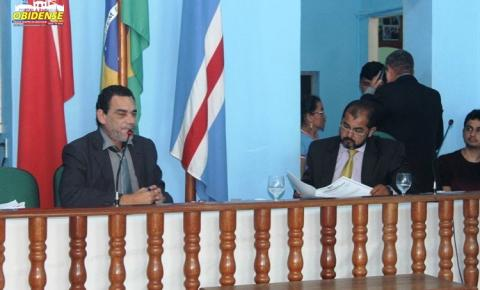 Câmara de vereadores: presidente da Câmara afirma irregularidades na já aprovada prestação de contas da SEMSA