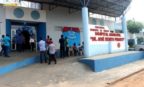 1° pavilhão do hospital José Benito Priante volta a funcionar após 8 meses de paralisação.