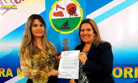 As vereadoras Josy Seixas e Keke Batista, conseguem mais 160 mil reais para compra de 2 ambulâncias para Oriximiná