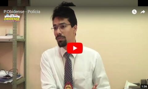 Delegacia de Polícia Civil em Óbidos Dr. Thiago, Fala sobre a tentativa de homicídio que aconteceu na comunidade do Curumu.