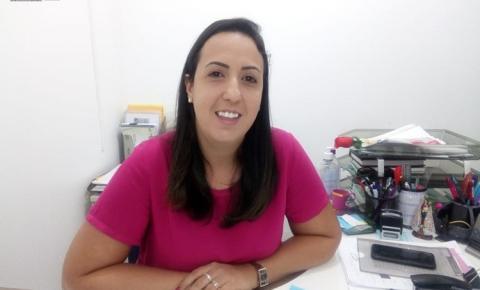 Secretária de saúde de Oriximiná Tatiane Mazzoni, divulga números, ações, serviços e números sobre a atuação da secretaria