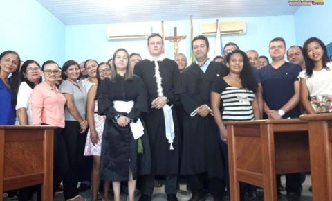 Comarca de Óbidos realiza mais um tribunal de júri na cidade