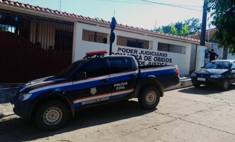 """Delegado de polícia Civil Dr. Thiago, fala sobre operação """"Festa de Arromba""""."""