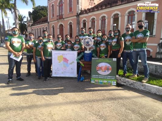 Ação sobre o meio ambiente em Óbidos
