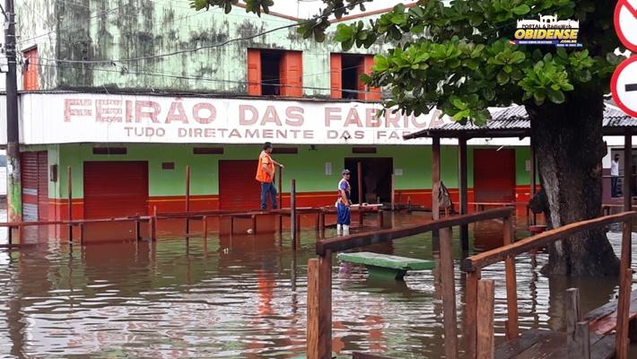 Centro comercial de Óbidos
