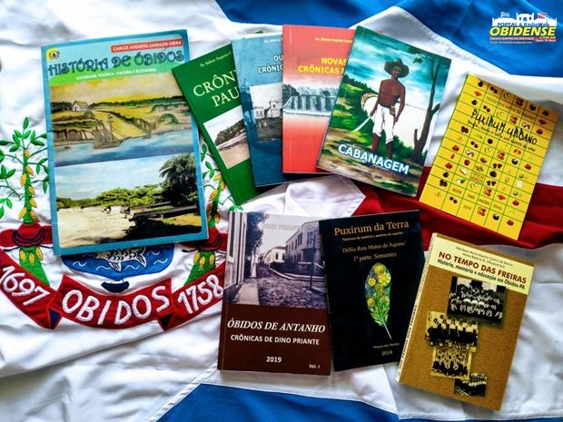 Dicas de Livros - Portal Obidense
