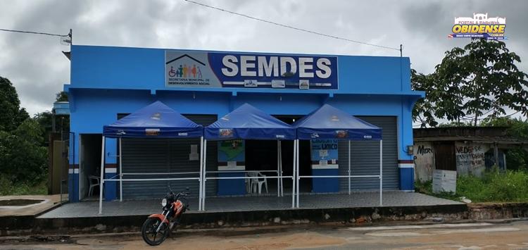Secretaria Municipal de Desenvolvimento Social (SEMDES)