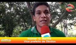 Isomar Barros vide prefeito