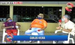Prof  Carlos Historia Festividade
