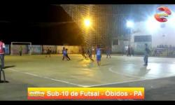 Futsal sub 10 Vila Nova