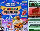 Live - Arraiá da J. Sena