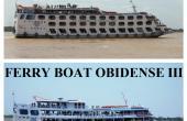 Ferry Boat Obidense II e III