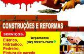 Construções e reformas – Chame Gracildo Feitosa