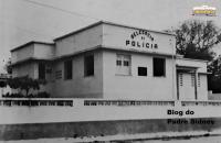Veja como era o prédio da delegacia de Polícia de Óbidos em 1971 | Portal Obidense