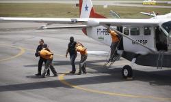 Começa transferência de presos envolvidos em confronto no Centro de Recuperação em Altamira