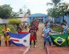 Vila Nova vence o São Francisco pelo placar de 3 a 0, e é campeão obidense 2019 I Portal Obidense