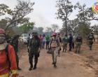 Operação atua no combate ao incêndio em área de mata próxima a Alter do Chão | Portal Obidense