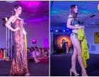 No concurso de miss Amazonas a obidense Mônica Ribeiro ganhou o título de Miss Simpatia | Portal Obidense