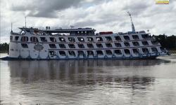 Ferry Boat Comte. Paiva anuncia viagem na segunda-feira (06) de Alenquer Para Manaus | Portal Obidense